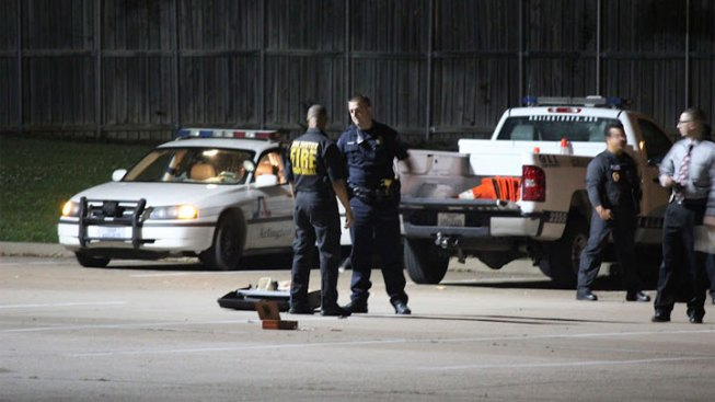 Arlington Police Investigate Suspicious Powder At Martin HS
