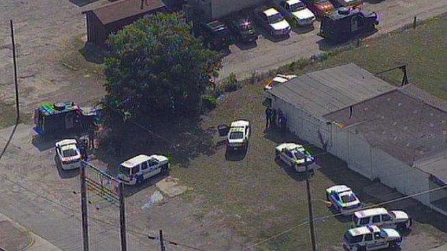 Shots Fired Near Fair Park Apartment Building