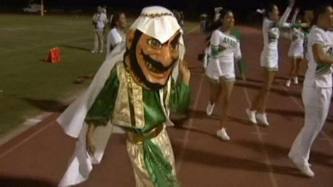 High School Retires Controversial Arab Mascot