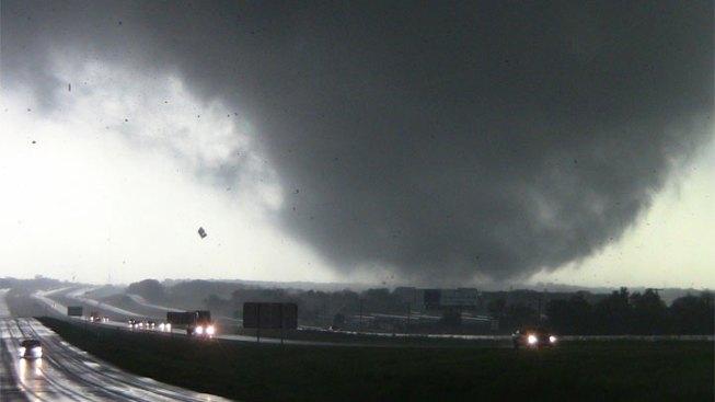 NWS Ups Tornado Total to 17