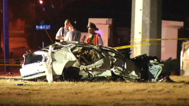 Three Killed in Arlington Accident Overnight