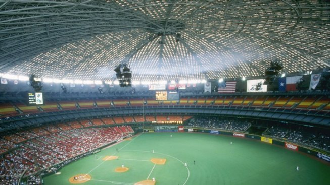 Astrodome Designated National Historic Place