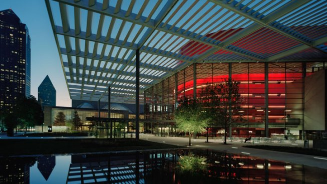 Performing Arts Center to Light Holiday Tree