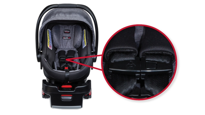 Britax recalls infant auto seats that may pose choking hazards to children
