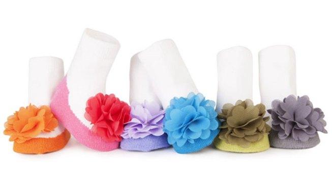 Baby Socks Recalled Due to Choking Hazard