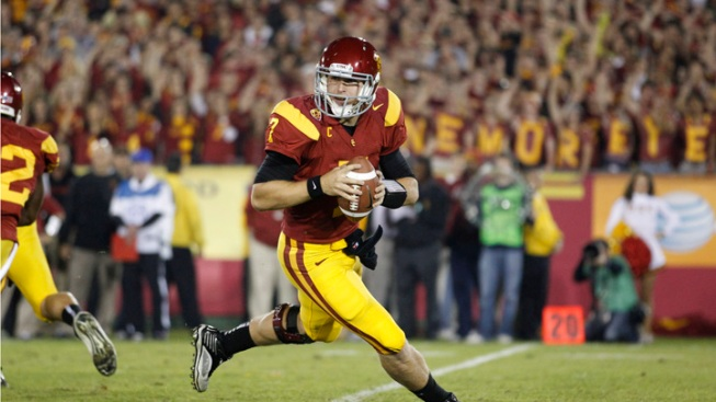 USC Brushes off Sanctions to be No. 1 in AP Top 25