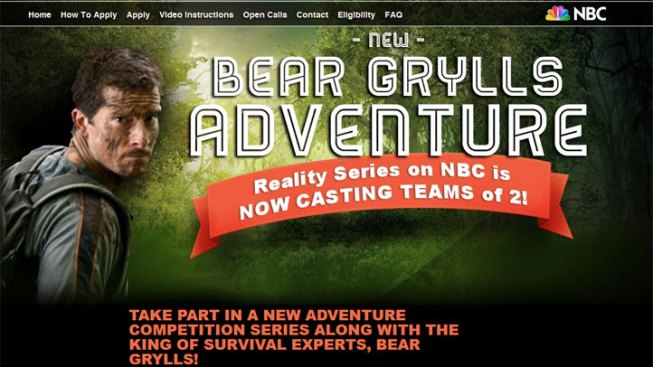 Adventure Show Holds DFW Casting Call