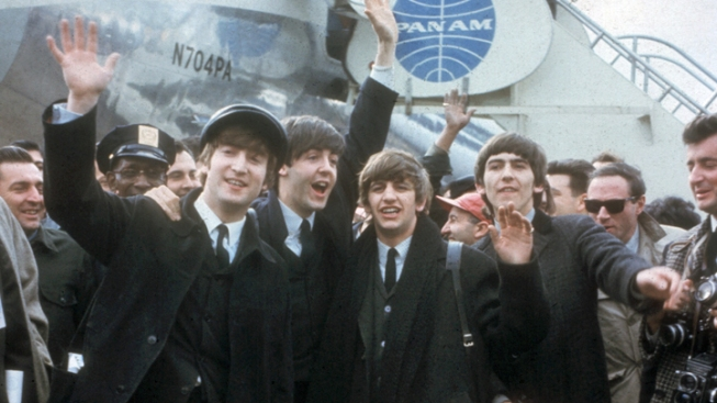 Beatles Rickenbacker Guitar Heads to Auction
