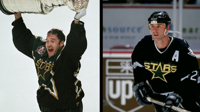 Former Stars Niewwendyk, Belfour Added to Hockey Hall of Fame