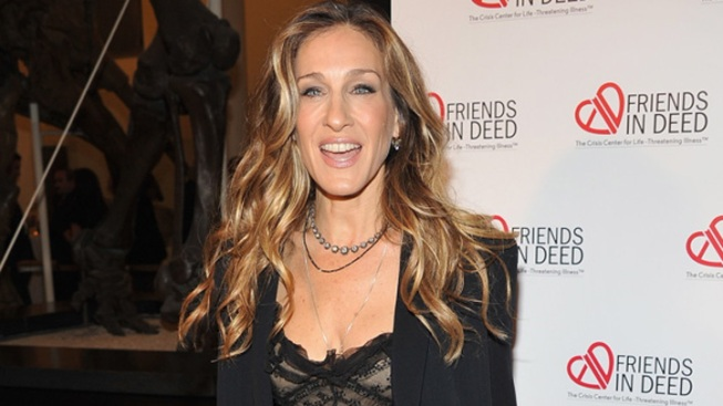 "Sarah Jessica Parker Replaces Demi Moore in ""Lovelace"""