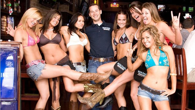 "Bikinis Sports Bar Owner Trademarks ""Breastaurant"""