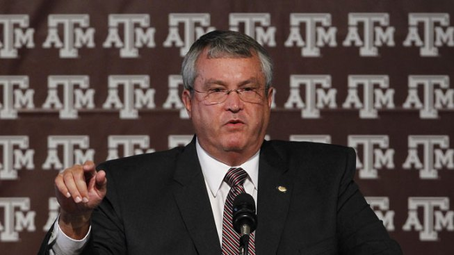 A&M AD Bill Byrne Retires