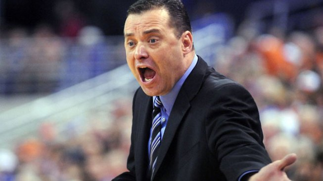 Texas Tech Basketball Coach Gillispie Hospitalized