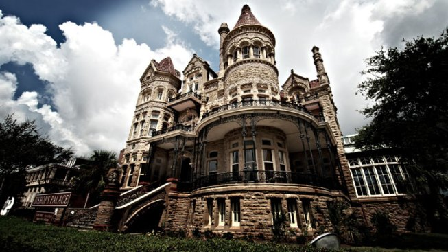 Mansion Turned Museum For Sale in Galveston