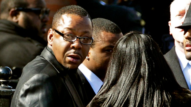 Lawyer Enters No Contest Plea For Bobby Brown In DUI Case