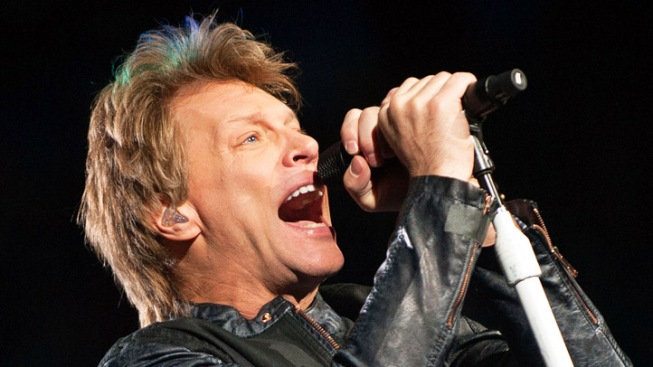 Bon Jovi Gives $1M to NJ Superstorm Sandy Relief