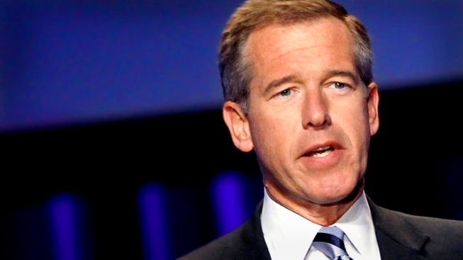 "WATCH: Brian Williams ""Raps"" Marky Mark's ""Good Vibrations"""