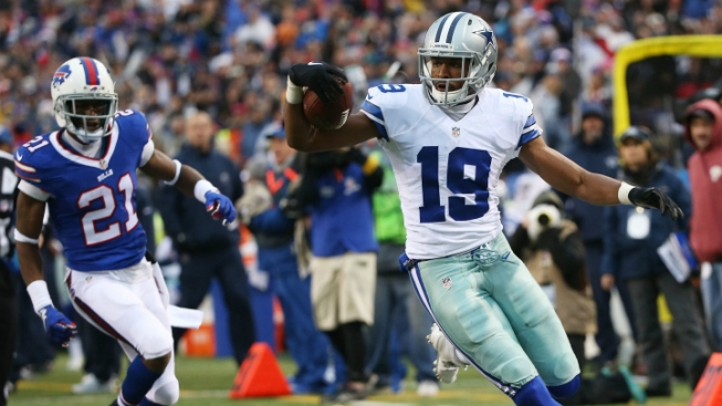 Brice Butler Taking Advantage of First Offseason as a Cowboy