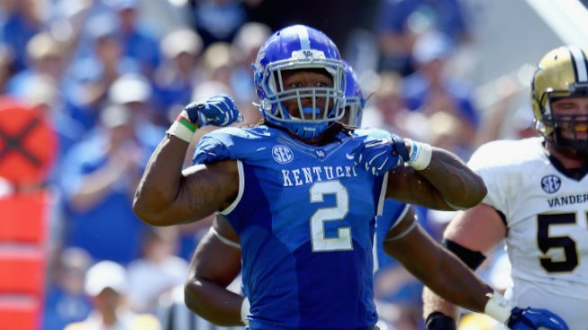 Mayock: Kentucky DE Dupree Could Be Nice Fit for Dallas