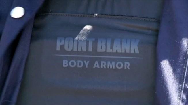 Police Blotter: Bulletproof Vest Stolen