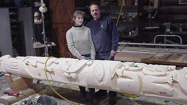 Totem Pole Death Not an Accident: Investigators