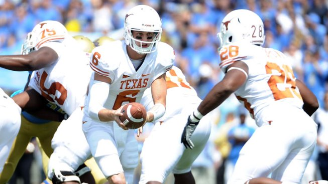 Revenge Victory: Texas Routs UCLA