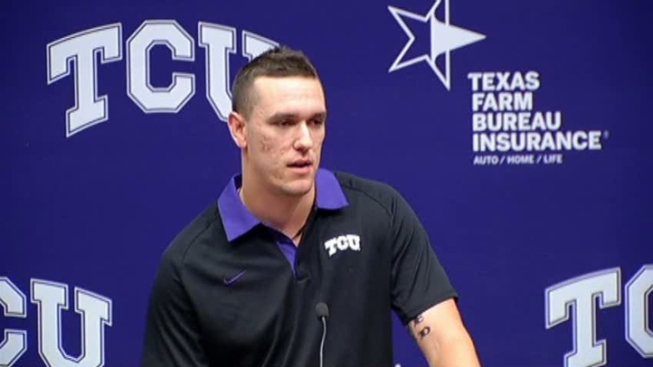 TCU's Casey Pachall Gratefully Changed