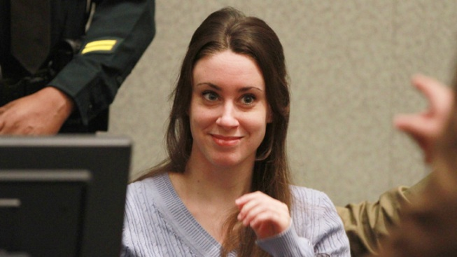 Casey Anthony Reaches Deal With Texas Equusearch
