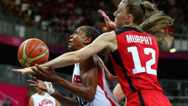 U.S. Women Beat Canada 91-48 to Reach Olympic Semis