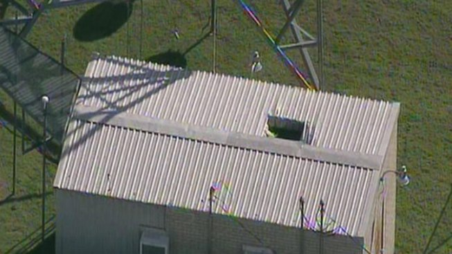 Body Found at the Base of Richland Hills Cell Tower