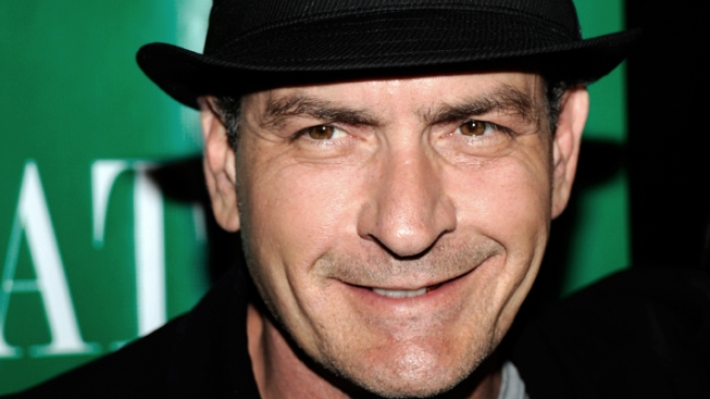 """Charlie Sheen Talks Life After """"Two And A Half Men"""""""
