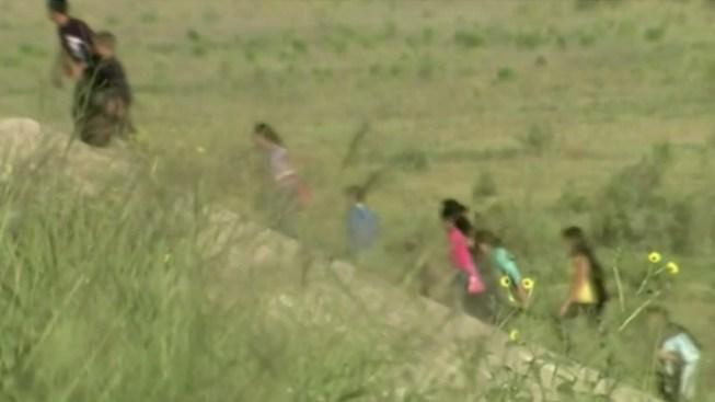 Texas Officials Discuss Human Trafficking