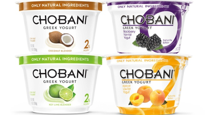 Chobani Recalls Some Greek Yogurt Cups