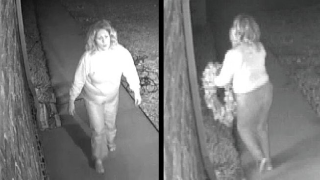 Christmas Grinch Stealing Decorations in Parker County: Police