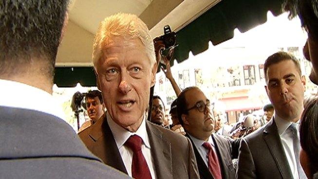 Bill Clinton: Obama Won Final Debate