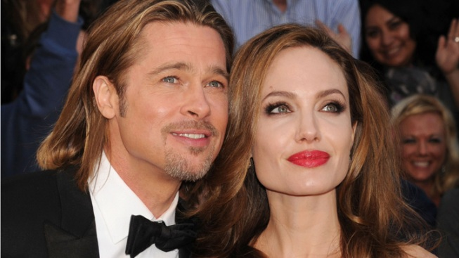"Brad Pitt on Angelina Jolie Double Mastectomy: ""This Is a Happy Day for Our Family"""