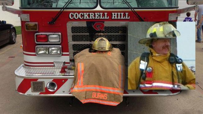 Cockrell Hill Mourns Loss of Fire Chief