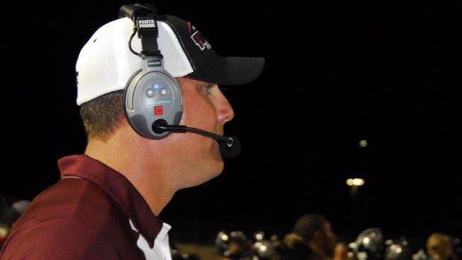 High School Football Coach Collapses, Dies