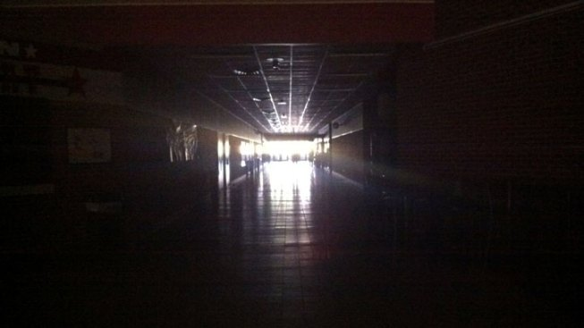 Power Restored at Coppell HS, Elementary