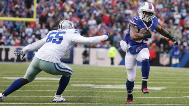 Three Phases: Cowboys-Bills