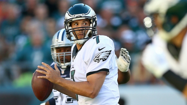 "Bradford, Eagles Looking For Answers After ""Tough"" Night"