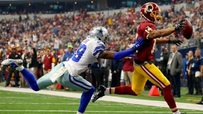 Three Phases: Cowboys-Redskins