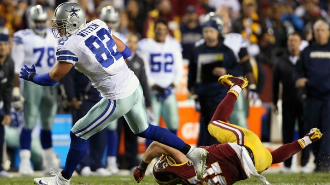 Cowboys Top Redskins, 19-16