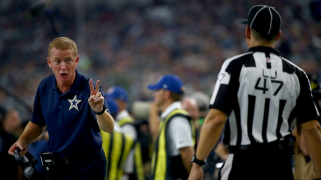 Referee of Cowboys-Seahawks Admits Obvious Mistake