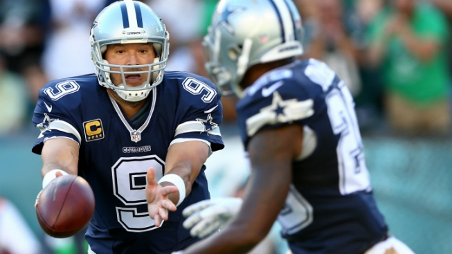 Cowboys Lead Eagles After Ugly First Half, 6-0