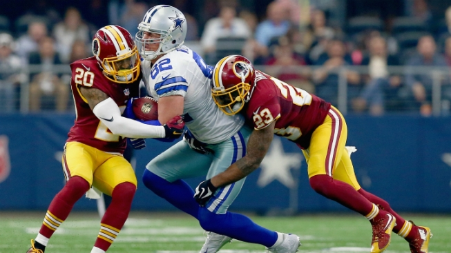Cowboys, Redskins Look to Not Start 0-2 After Sunday
