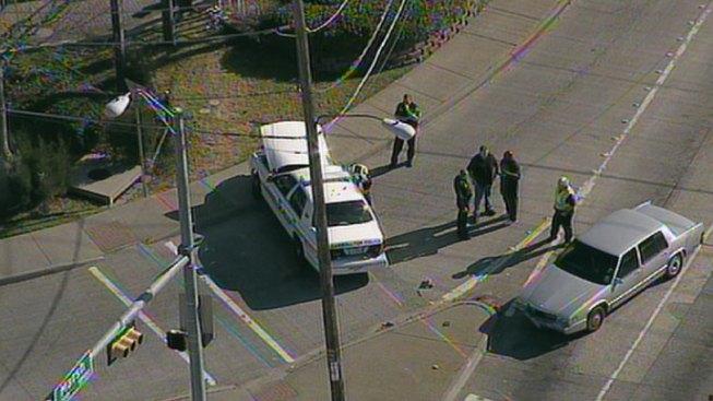Carrollton Officer Involved in Car Crash