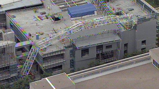 Contractor Cited in Fatal UT-Dallas Crane Collapse