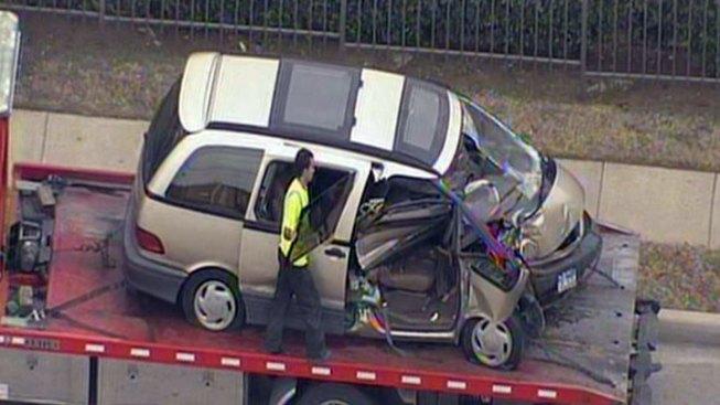 Children Injured in Arlington Rollover Crash