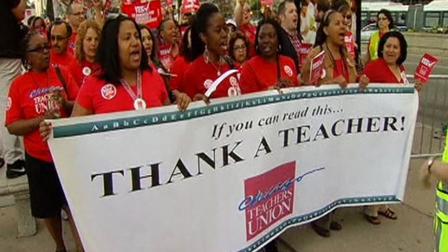 Chicago Teachers Union Rank and File Approve New Contract
